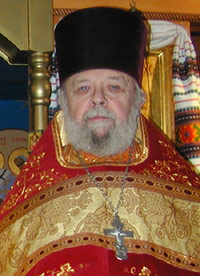 photo of Rev. Dr. Vladimir M. Tobin